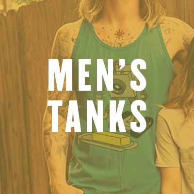 Shop Men's Tank Tops