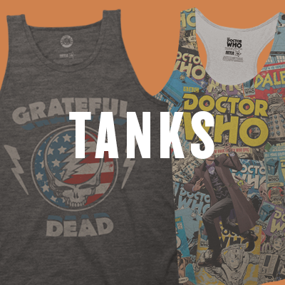 Shop Tank Tops on Sale