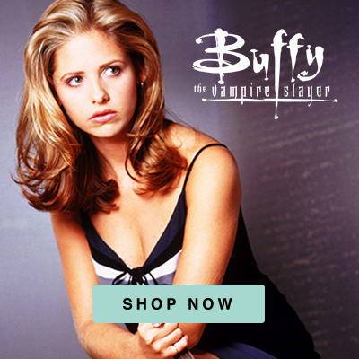 Shop Buffy the Vampire Slayer T-Shirts and Apparel