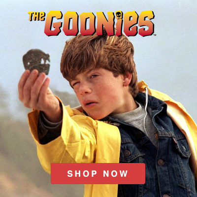 Shop The Goonies T-Shirts and Apparel