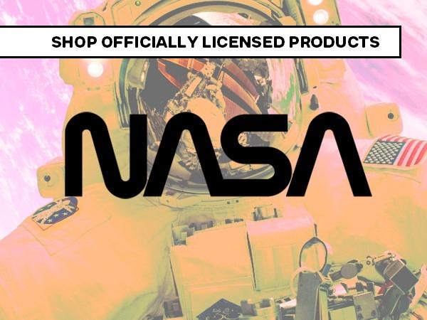 Shop NASA T-Shirts and Apparel