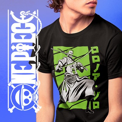 Shop One Piece T-Shirts and Apparel