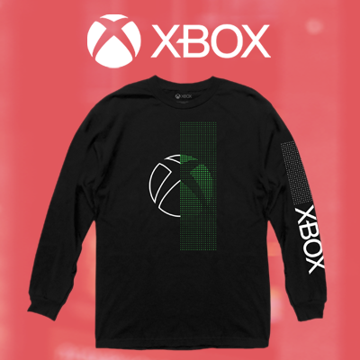 Shop XBOX T-Shirts and Apparel