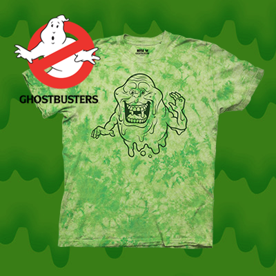 Shop Ghostbusters T-Shirts and Apparel