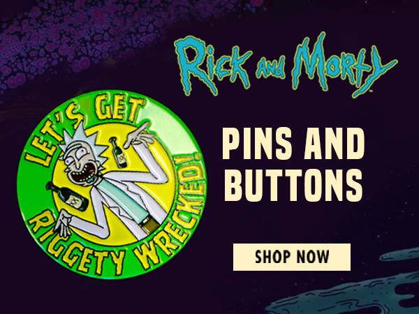 Shop Rick and Morty T-Shirts and Apparel